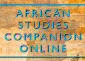 African Studies Companion Online