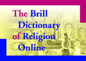 The Brill Dictionary of Religion