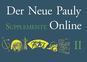 Der Neue Pauly Supplemente II Online - Band 9 : Renaissance-Humanismus