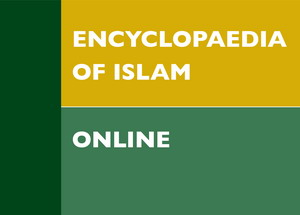 Encyclopaedia of Islam, THREE