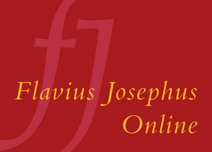 Flavius Josephus Online