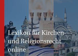 Lexikon für Kirchen- und Religionsrecht