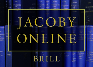 Brill's New Jacoby