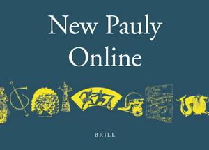 Brill's New Pauly