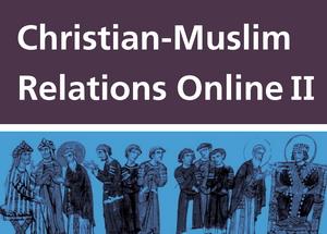 Christian-Muslim Relations 1500 - 1900